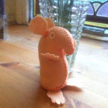 Mouse Soft Toy Kit